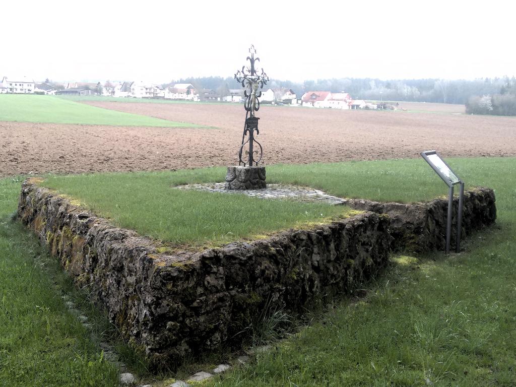 Pestfriedhof bei Mungenhofen